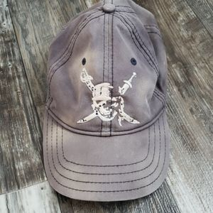 Disney's pirates of the Caribbean ball cap